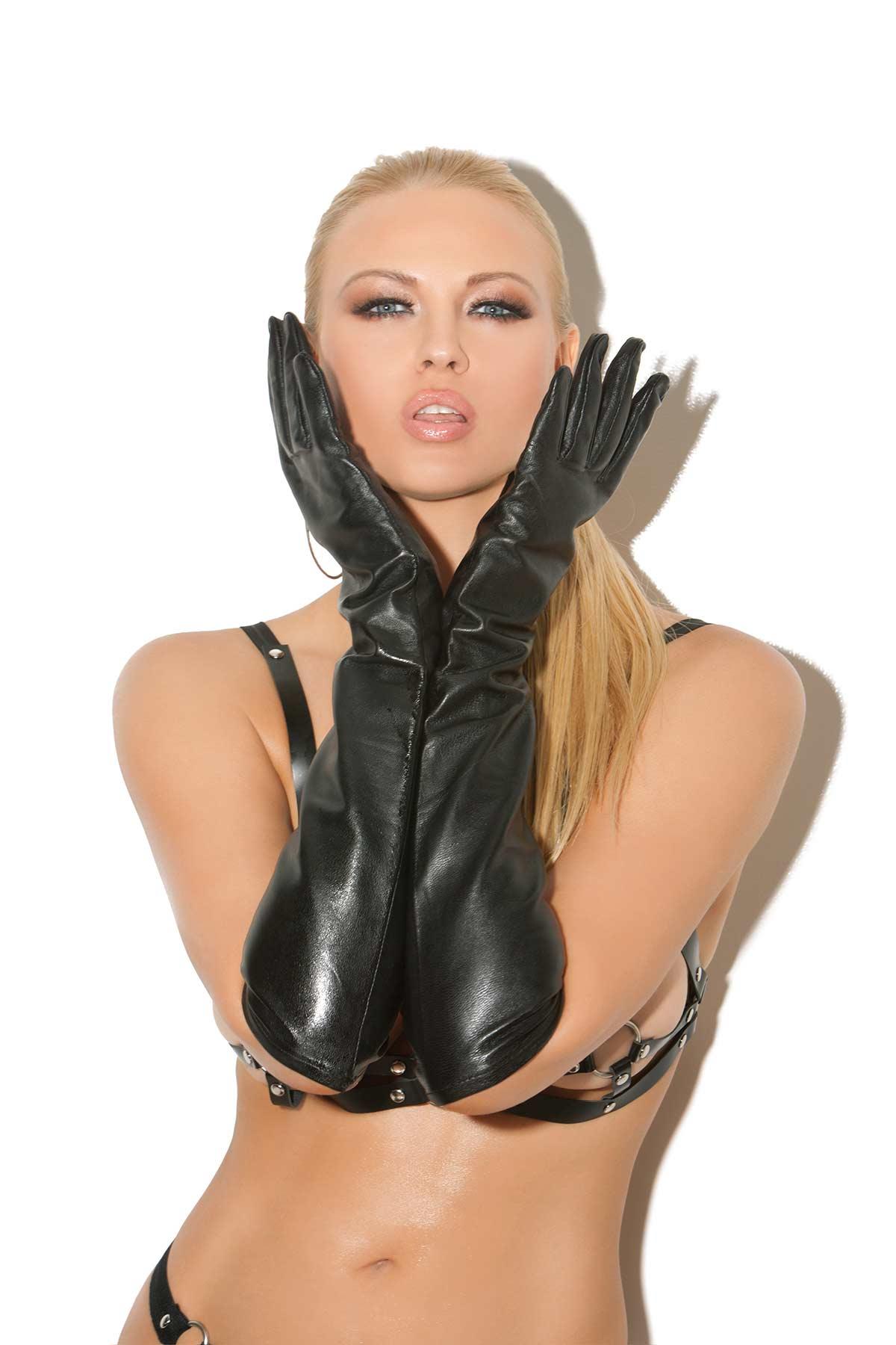 Трансвеститы в перчатках 10 фотография