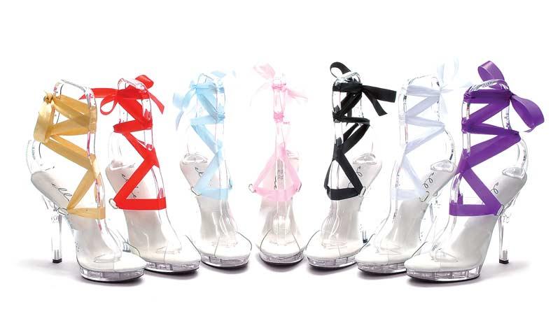 Costume Footwear / High Heels & Platforms.