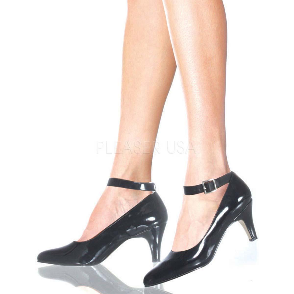 Туфли 8 см каблук 11
