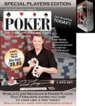 Poker - The Complete Chip and Card Handling Series Volumes 1-4 (4 DVD Set)