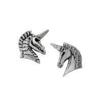 E411 - Unicorn Ear Earrings