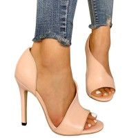 Ladies Party Stiletto Heels - Pink