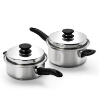 iCook 4-Piece Saucepan Set