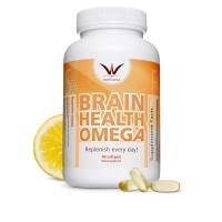 Wellsona 500 mg DHA Brain Health Omega