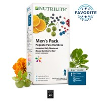 Nutrilite Men's Pack
