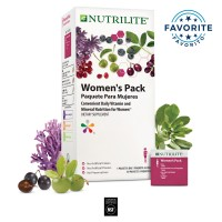 Nutrilite Womens Pack