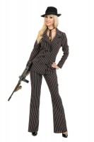 Gangster Moll Suit