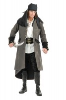Treasure Island Pirate Coat