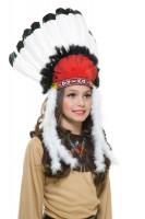 Native Warrior Headdress