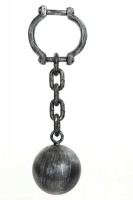 Ball And Chain With Shackle 21