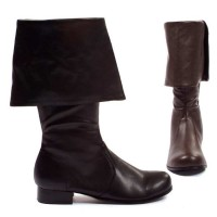 Halloween 121-HOOK - Black PU