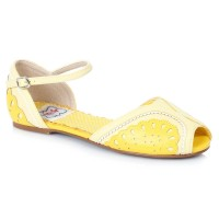Ellie Shoes BP100-FRUITIE Yellow
