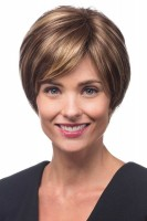 Ella High Society - Monofilament Wig