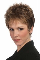 Kerry Naturelle - Front Lace Line Wig