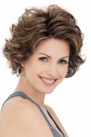 Meryl Naturelle - Front Lace Line Wig