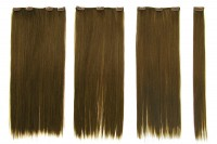 New Futura Clip N Go Extension 18 Inch - Silky Straight - Hair Piece