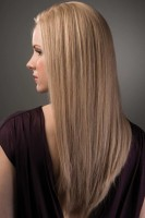 Remi Human Hair Weave Extension - Silky Straight - Hair Piece