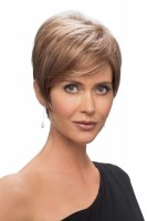 Roxie Naturelle - Front Lace Line Wig