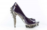 Ripley - Purple Patent