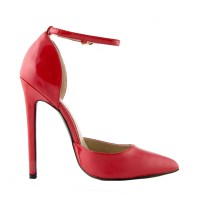 Sinful Red Patent Pu SPECIAL