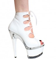 Karo Shoes 0515-1 White