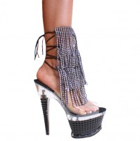 Karo Shoes 3215-Rhinestone