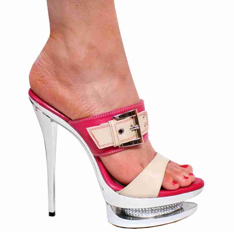 karo shoes karo shoes 3301 pink leather beige