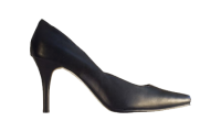 Le Dame Footwear Sharon Black in Mens Sizes