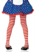 Girl Stripe Tights