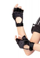 Fingerless Motercycle Glove