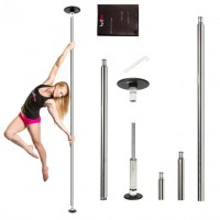 Classic G2 Portable Dance Pole - 42mm or 45mm - Chrome