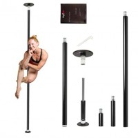 Classic G2 Portable Dance Pole - 42mm or 45mm - Powder Coated