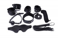 WP012 Seven Piece Restraint Kit