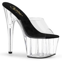 Adore-701 - Clear Black