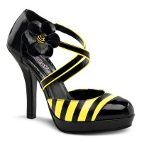 Funtasma Buzz-68 - Yellow-Black Pat SPECIAL