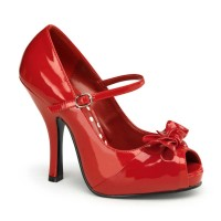 Pinup Couture  Cutiepie-08 - Red Patent