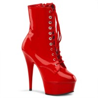 Delight-1020 - Red Patent/Red