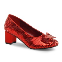 Dorothy-01 - Red Sequins