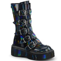 Emily-330 - Black Hologram