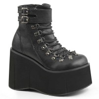 Kera-21 - Black Vegan Leather SPECIAL