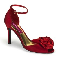 Bordello Rosa-02 - Red Satin