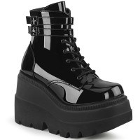 Shaker-52 - Black Patent SPECIAL - Size 7
