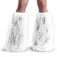 Accessories Yeti-01 - White Faux Fur