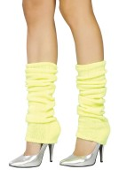 Leg Warmer - Yellow