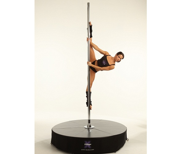 x pole x pole x stage standard 50mm chrome in dance. Black Bedroom Furniture Sets. Home Design Ideas