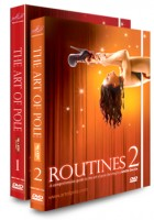 X-Pole Jamilla Deville - Routines Dance DVD Set