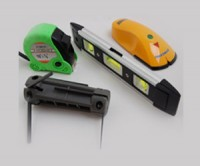 X-Pole TOOL COMBO: Hex key set, Level, Tape Measure & Stud Finder