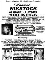 NickStock NikStock 2015 Tickets - August 7-8