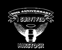 NikStock - I Survived T-Shirt